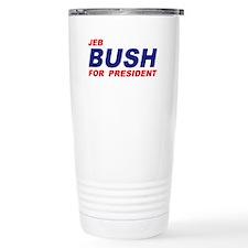 Jeb Bush for President Travel Mug