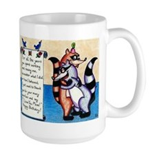 I Love You Mom! Mug