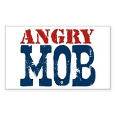 Angry Mob Member Rectangle Decal