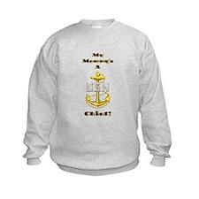 Mommy's a Chief Sweatshirt