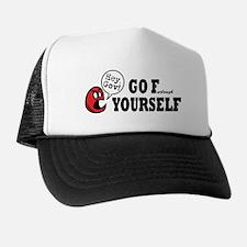 Cute Furlough Trucker Hat