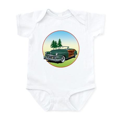 The Avenue Art Infant Bodysuit