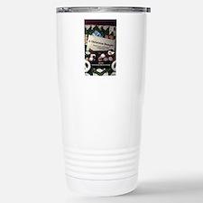 A Christmas Sampler Travel Mug