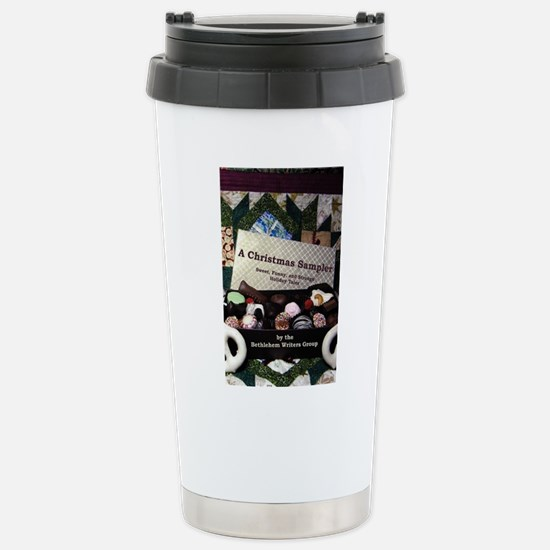 A Christmas Sampler Travel Mug