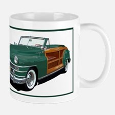 47TownCountry-green-bev Mugs