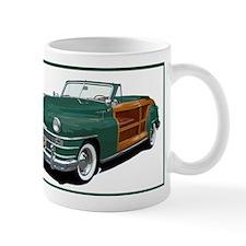 47TownCountry-green-bev Mugs