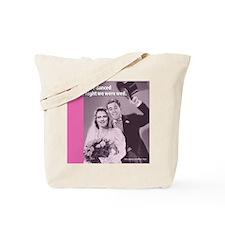 Gay Wedding Ceremony Tote Bag