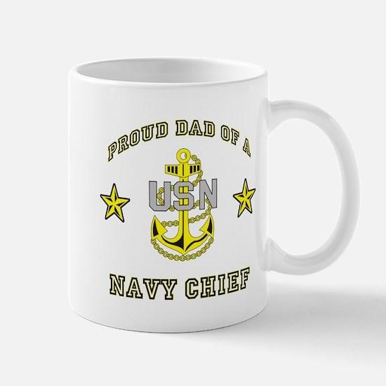 Chief Dad Mug