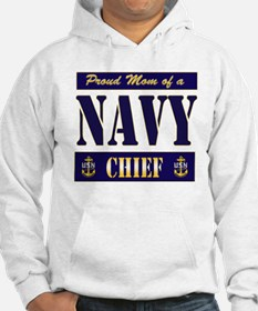 Chief's Mom Block Style Jumper Hoody
