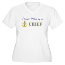 Chief's Mom T-Shirt