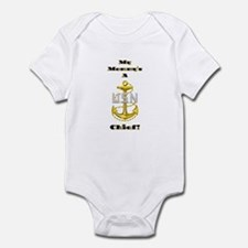 Mommy's a Chief Infant Bodysuit
