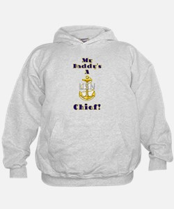Daddy's A Chief Hoodie