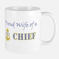 Proud Wife of a Chief Mug