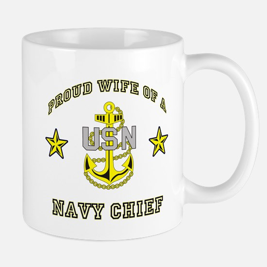 Chief Wife Mug