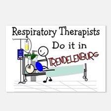 Respiratory Therapy VII Postcards (Package of 8)