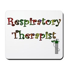 Respiratory Therapy VII Mousepad