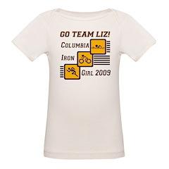 Go Team Liz - 2009 Tee