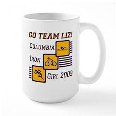 Go Team Liz - 2009 Mug