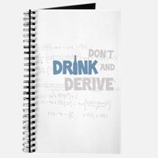 Drink and Derive Journal