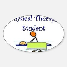 Physical Therapists II Oval Sticker (10 pk)