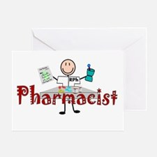 pharmacists II Greeting Card