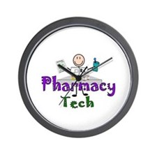 pharmacists II Wall Clock