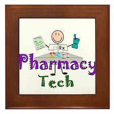 pharmacists II Framed Tile
