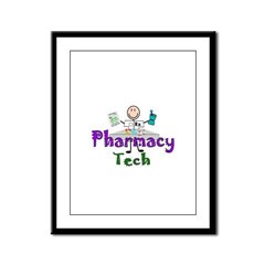 pharmacists II Framed Panel Print