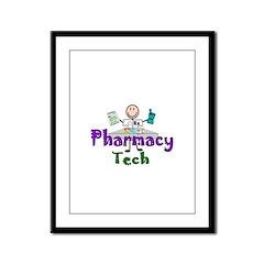 pharmacists II Framed Panel Print
