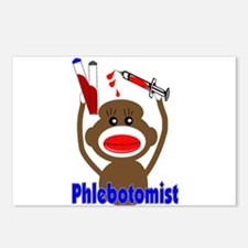 phlebotomist III Postcards (Package of 8)