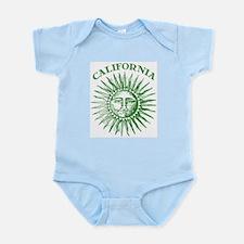 California Green Solar Energy Infant Bodysuit