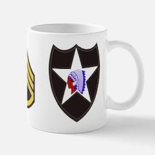 Staff Sergeant Small Small Mug