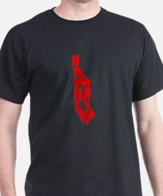 red manhattan T-Shirt