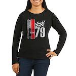 Mustang 1979 Women's Long Sleeve Dark T-Shirt