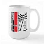Mustang 1979 Large Mug