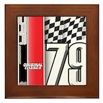 Mustang 1979 Framed Tile