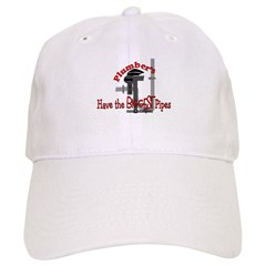 plumbers Baseball Cap