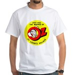 Don't Miss The Wizard White T-Shirt