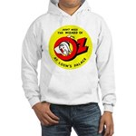 Don't Miss The Wizard Hooded Sweatshirt