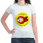 Don't Miss The Wizard Jr. Ringer T-Shirt