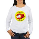 Don't Miss The Wizard Women's Long Sleeve T-Shirt