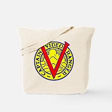 Captain Video Ranger Tote Bag
