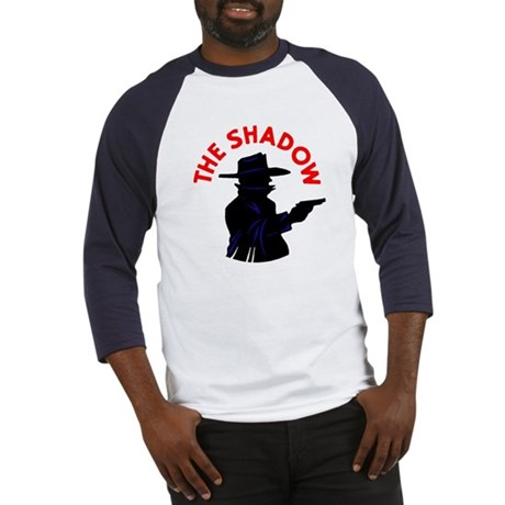 The Shadow #3 Baseball Jersey