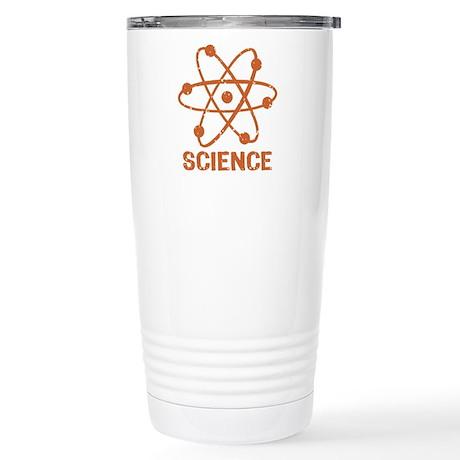 Science Stainless Steel Travel Mug