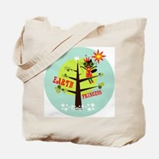 """earth princess"" tote bag"