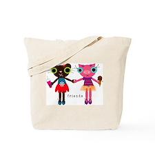 """""""friends"""" tote bag"""