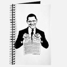 Obama Destroying Constitution Journal