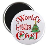 Greatest Chef Magnet