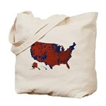 County Results 2008 President Tote Bag