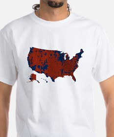 County Results 2008 President Shirt